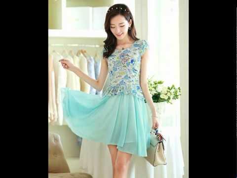 ชุดเดรสทำงานแฟชั่นสไตล์เกาหลีสวยๆ ชุดแซกกระโปรงใส่ทำงาน มินิเดรสสีม่วง