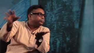 Anand Shende Interview by Parul: Chandigarh Lalit Kala Akademi