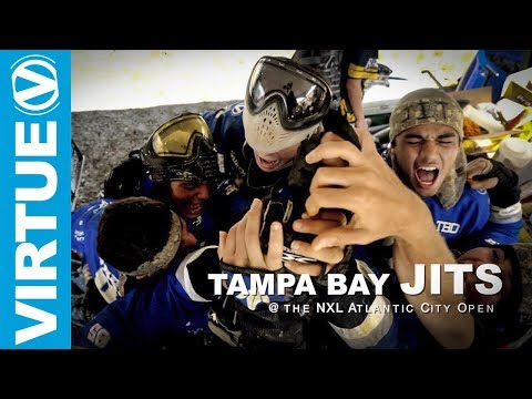 Virtue Paintball Team - Tampa JITS @ the NXL Atlantic City Open