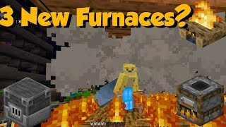 Minecraft Now Has 4 Furnaces... But Why?