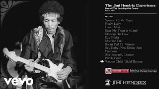 Jimi Hendrix - Voodoo Child (Slight Return) - LA Forum 1970