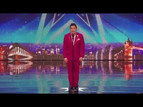 Топ 10 смешных выступлений на шоу Британия ищет таланты