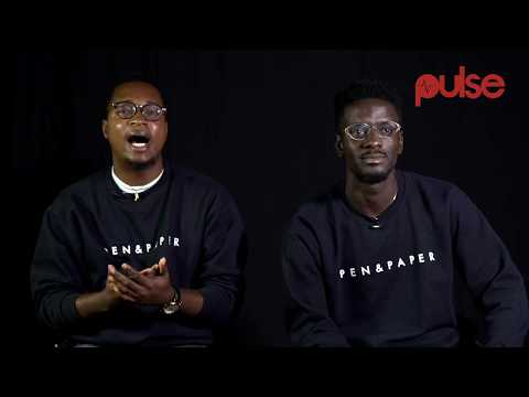 Exclusive interview with Ghana's amazing rappers, Ko-Jo Cue and Lil' Shaker | Pulse Chat