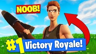 Its not the Skins, Its the Skills that get u a Win. Carryminati - Fortnite Victory Royale