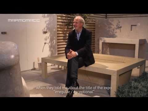Marmomacc 2010: Aldo Cibic interview