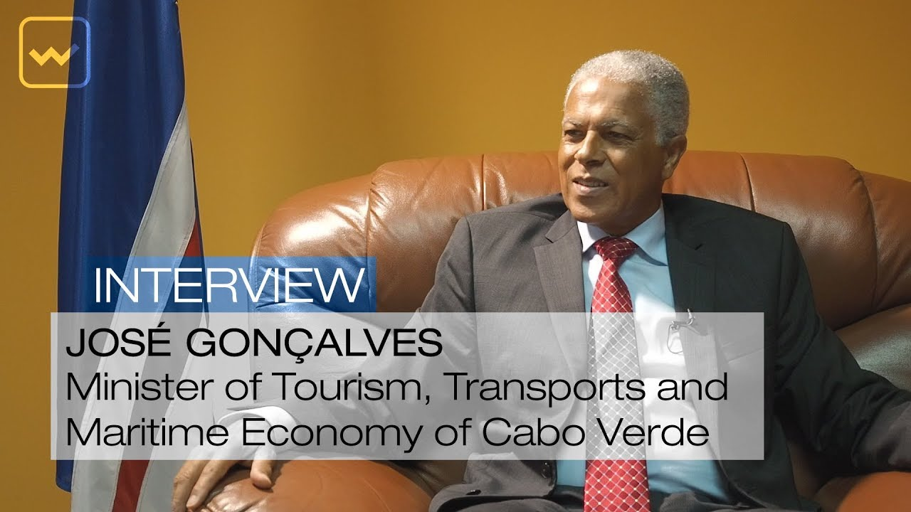 José Gonçalves Minister Of Tourism Transportaritime Economy Cabo Verde World Investment News