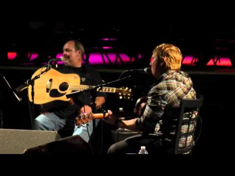 Kenny Chesney - Come Over performed by Shane McAnally (Live at The Circle Sessions)