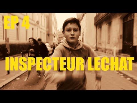 JEAN-SIMON - INSPECTEUR  LECHAT EP 4