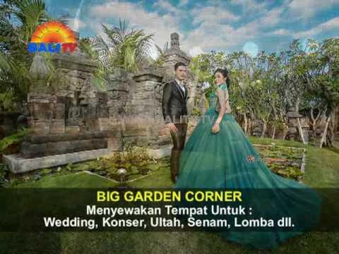 BALI CHANNEL TOURIST TV - BIG GARDEN CORNER
