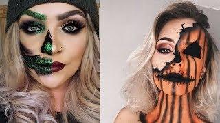 Special Effects Makeup Transformations | Top 15 Easy Halloween Makeup Tutorials Compilation 2018 #3