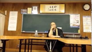 古川老師と語り合う「子どもの未来」