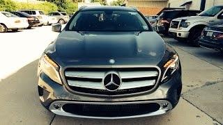 2015 Mercedes Benz GLA Class: GLA 250 4Matic Full Review / Test Drive/ Exhaust/ Start Up Video