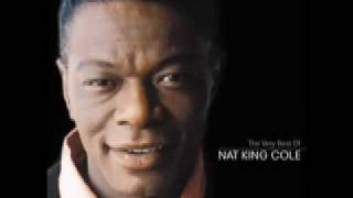 nat king cole (with gordon jenkins)/at the end of a love affair