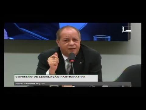 LEGISLAÇÃO PARTICIPATIVA - Audiência Pública - 03/05/2017 - 15:32