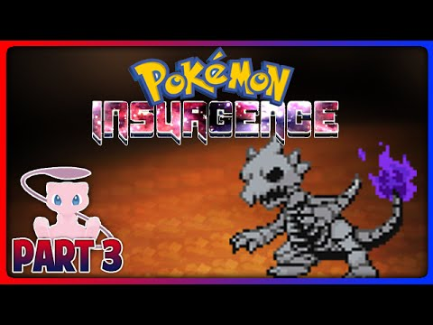Pokemon Insurgence Version! Part 3 - THE SALT!