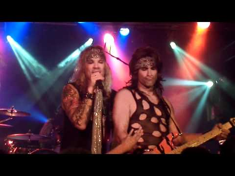 Steel Panther @ Cubby Bear Chicago 7/21/11 - The Shocker