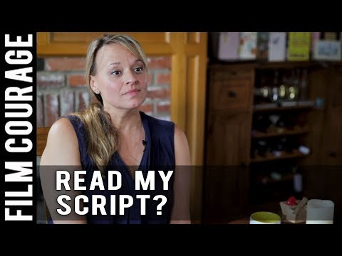 How Does A Screenwriter Get A Script Read In Hollywood? by Christine Conradt