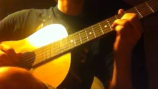 Breezy - FFVIII, acoustic guitar
