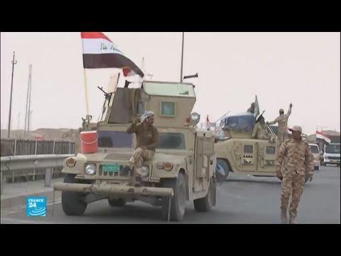 في أسباب سيطرة القوات العراقية على كركوك