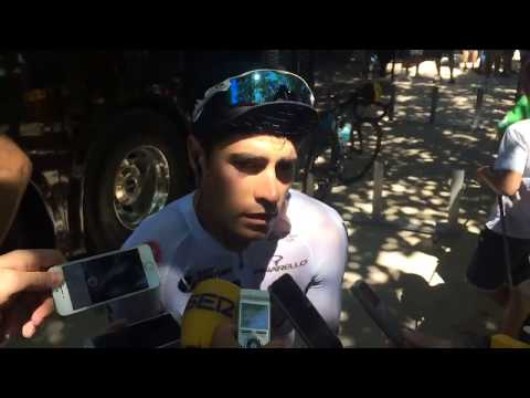 Mikel Landa | Formaré parte del juego | Declaraciones Etapa 14 | Tour de Francia 2017