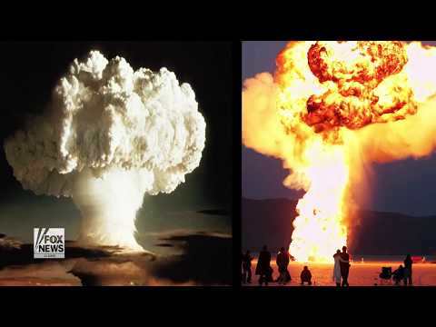Hydrogen Vs. Atomic Bomb - What's The Difference