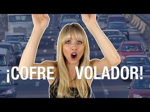 ¡SE ME ABRIÓ EL COFRE EN PLENA CARRETERA!   #NOSEASCOMOHOLLY