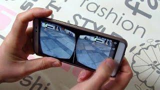 pPTV King 7 Тест VR Виртуальной Реальности; смарт Голд; чехол и другие дополнения (2 часть обзора)!