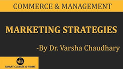 Marketing Strategies(MBA)