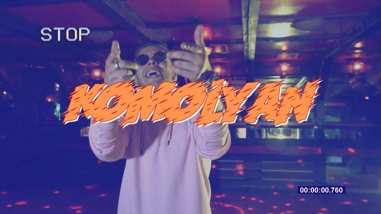 RAJMUND - KOMOLYAN (Official Music Video)