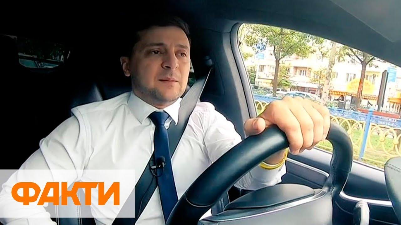 Интервью Зеленского. Разговор с Путиным, маленькие победы и война на Донбассе