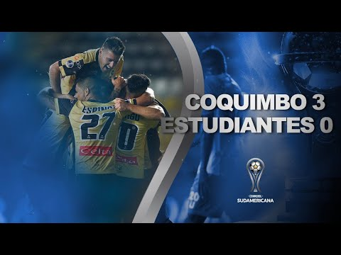 Coquimbo Estudiantes Merida Goals And Highlights