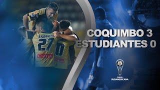 Coquimbo Unido vs. Estudiantes de Mérida [3-0] | RESUMEN | Segunda Fase | CONMEBOL Sudamericana