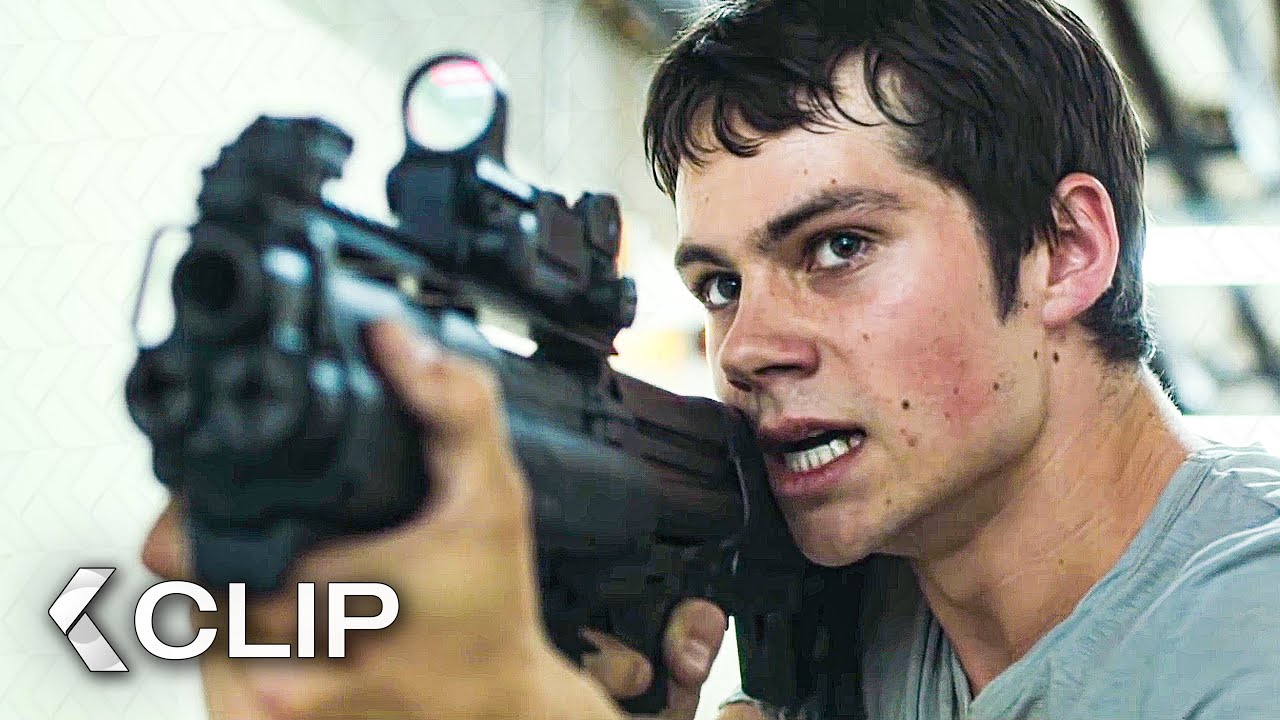 Download Escaping WCKD Movie Clip - Maze Runner: The Scorch Trials (2015)
