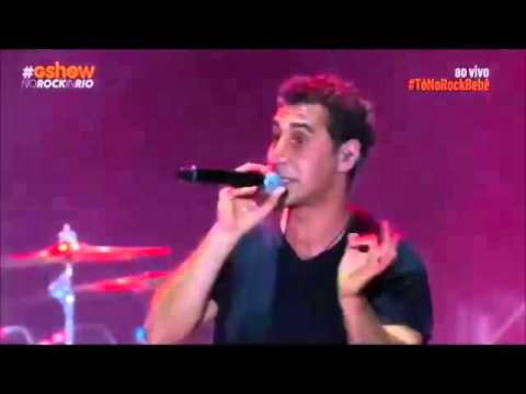Prison Song - System Of A Down Rock In Rio 2015 (HD)