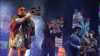 Fat Freddy's Drop 'Slings and Arrows' at the VNZMA's 2016