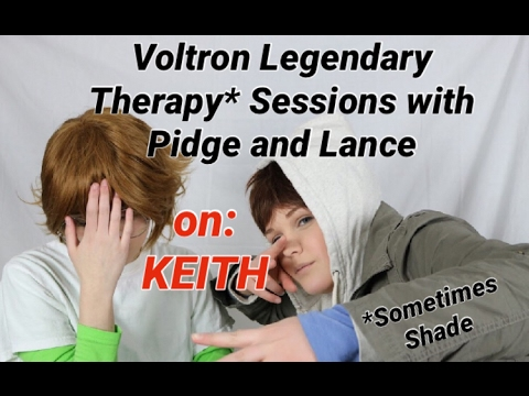 Voltron Legendary Therapy* Sessions With Pidge And Lance, On KEITH