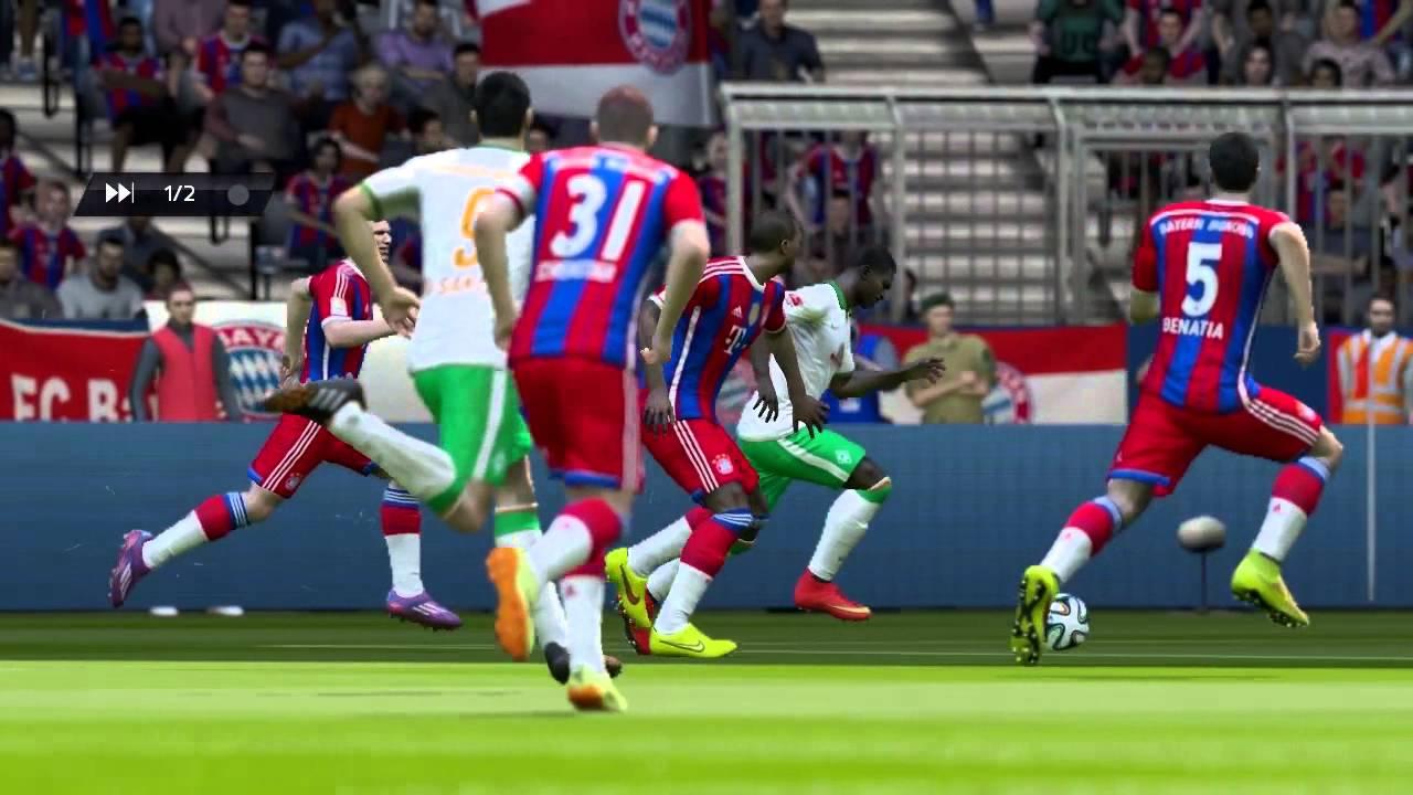 Bayern München Bremen 2021
