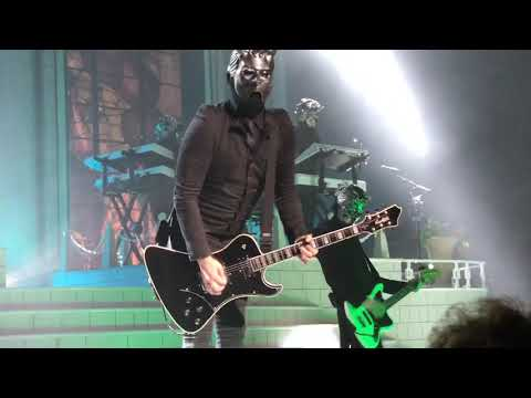 Ghost - Ashes/Rats - Live
