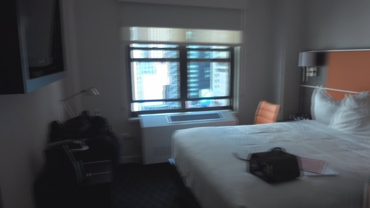 Edison Hotel Signature Rooms New York