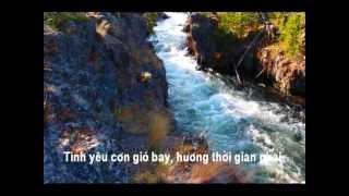 TINH YEU NHU BONG MAY -  PHUONG THAO