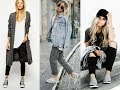 Tomboy winter outfits chic and cool