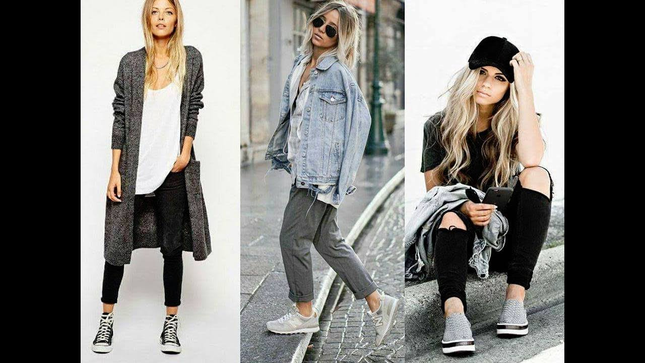 [VIDEO] - Tomboy winter outfitschic and cool 1