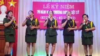 Hát về Mẹ  Việt Nam Anh hùng - Tốp nữ. 27- 7- 2017