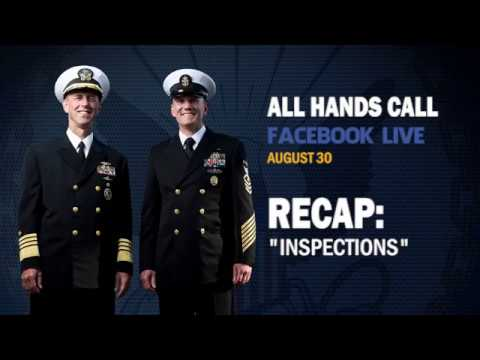"Facebook Live All Hands Call: ""USS John S. McCain and Cyber"""