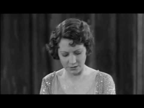 "Elsie Carlisle - ""Poor Kid"" (1931)"