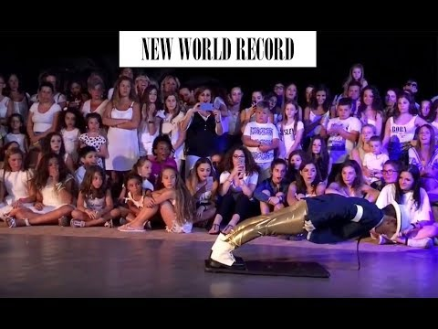 BEST ANTI-GRAVITY LEAN WORLD RECORD MICHAEL JACKSON 's STYLE iMichael 25°