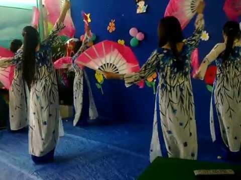 Múa mẹ yêu con - Giáo Viên Trường MNTT Minh Thư