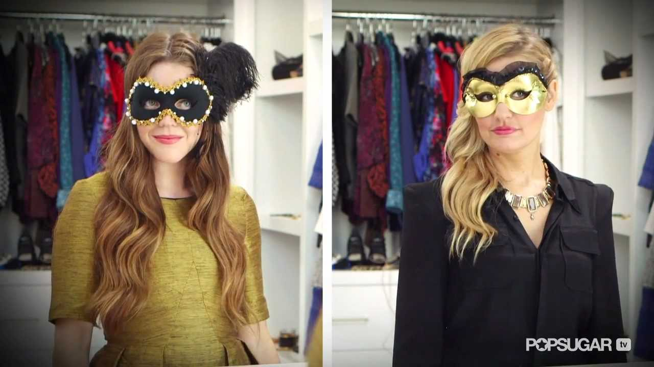 easy diy halloween costume fit for the masquerade youtube - Masquerade Costumes Halloween