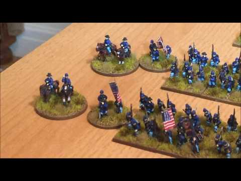 ACW Union Forces Fire And Fury