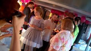 Свадьба на Корабле Аврора с Агентством Черника